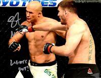 Stipe Miocic Autographed Signed 8x10 Photo ( UFC ) REPRINT