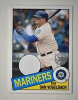 2020 Topps Series 2 1985 Baseball Relic #85TR-DV Dan Vogelbach