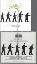 CD--THE WAY WE WALK, VOLUME ONE: THE SHORTS | / GENESIS--LIVE