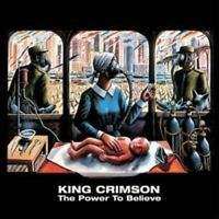 King Crimson - The Power To Believe [CD]