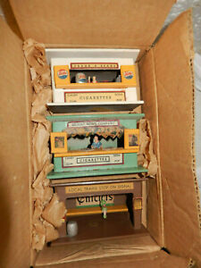 American Flyer Very Rare MINT GREEN Kent 271 Set OB&Insert Close To New & Lionel