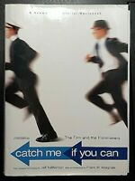 Catch Me if you Can Complete Screenplay Signed by Frank W. Abagnale Handback Au