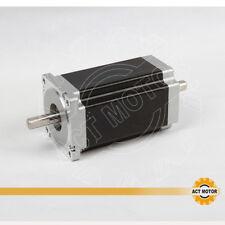 [US]  dual shaft 1AXIS nema 34 stepper motor 34HS1456B 1232OZ /5.6A 116MM