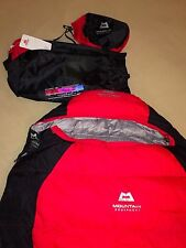 Mountain Equipment -20 Sleeping Bag Long Reflective Lining 3.7 lbs of Down