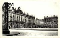 Nancy France CPA 1943 Place Stanislas Hôtel de Ville Côté Sud Partie am Rathaus