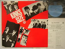 THE KINKS SIZE JAPAN ONLY