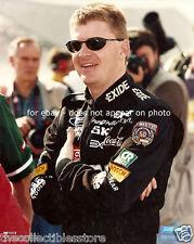 JEFF BURTON EXIDE ROUSH NASCAR WINSTON CUP 8 X 10 PHOTO