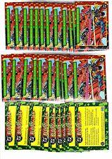 1X 1993 MAN OF TOMORROW PROMO SAMPLE Bulk Lot Availab DC Bloodlines #P2 Superman