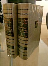 The Complete Short Stories of W. Somerset Maugham 2 Vols 1952 US HBs Doubleday