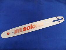 Original Schwert Solo Kettensägen 633 bis 643 - 35cm 3/8LP 1,1mm - 6900930