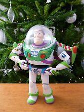 ☺ Figurine Buzz L'éclair Disney Pixar Mattel Important Ne Fonctionne Pas
