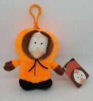 South Park Peluche con Clip Kenny McCormick 12cm Plush Toy