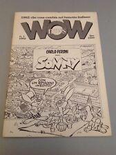 WOW NEWS # 1 - 1982 - Studio Metropolis Milano