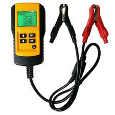 Automotive 12V Vehicle Car Battery Load Tester Analyzer Tool With LED Display