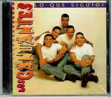 Los Cantantes  Lo Que Siguio  BRAND NEW SEALED CD