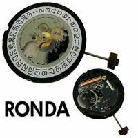 Für Ronda 515 Quarzwerk Movement Date At 3' Watch Ersatz Parts