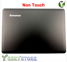 New OEM LCD back cover For Lenovo U410 laptop Grey 3CLZ8LCLV30 Plastic Material