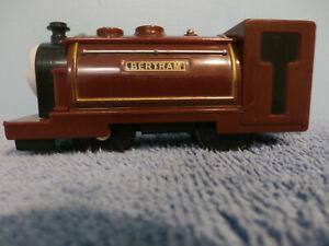 Thomas & Friends Motorized Train HIT Toys Trackmaster Bertram & Tender Working