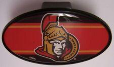 Trailer Hitch Cover NHL Hockey Ottawa Senators NEW