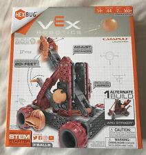 Vex Robotics Stem Catapult Launcher Hexbug Starter 2 Builds 150 + Pieces