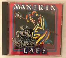 Manikin Laff: Self-Titled - CD (Red Light, 1990) Heavy Metal