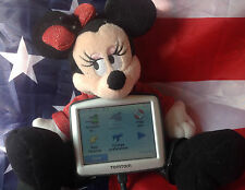 TomTom one Usa and Canada Gps sat nav updated maps Disney Orlando Uniy Only (1)
