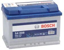 BATTERIA   BOSCH S4 008 Batteria  12V 680A (EN) 74Ah