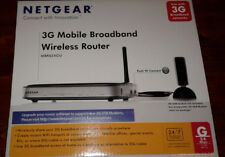 Netgear MBR624GU 1-Port 10/100 Wireless G Router