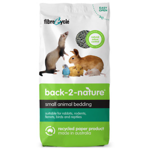 NEW Back to Nature Small Animal Bedding Litter (Back 2 Nature) 20 litre