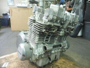 1984 Kawasaki ZN1100 LTD KM189-1. engine motor good compression