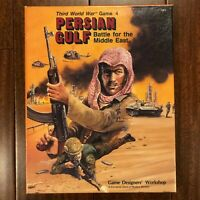 Game Designers Workshop Wargame Persian Gulf: Battle for Middle East
