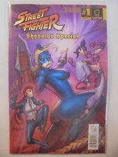 Street Fighter Shadaloo Special #1 B Cover Udon Capcom NM Comics Book