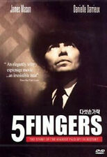 5 FINGERS (1952) - James Mason DVD *NEW