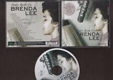 Brenda Lee - Fools Rush In - country + rockabilly CD