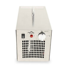 Stainless Steel Commercial Ozone Generator UV Air Purifier 7000 MG Industrial 5