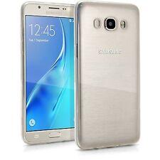 COVER Trasparente Per Samsung Galaxy J5 2016 Custodia Case TPU Silicone Slim