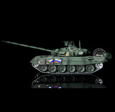 AU Stock HengLong 1/16 2.4G Control Russian T90 Upgraded Metal Ver RC Tank 3938