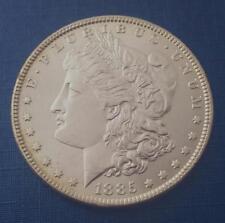 US Morgan Silver Dollar 1885 P (1878-1921)