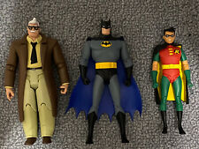 DC Collectibles Batman The Animated Series Lot Of 10