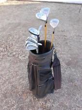 MXD BUSTER Golf Set ⛳ 1/3/5 Woods, 4 Hybrid, 5-PW Irons, Putter & Bag
