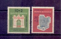 Bund 1953 - IFRABA - MiNr. 171/172 postfrisch** - Michel 50,00 € (992)