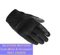 SPIDI SQUARED B73 Nero 026 Guanto da Moto in tessuto con Rinforzi Protezioni