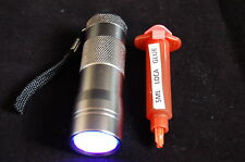 12 LED UV LED Torche & 5ml loca colle fits samsung iphone htc, nokia