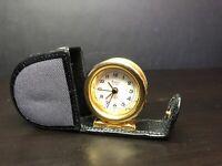 Rapport London Purse Watch Miniature Travel Alarm QUARTZ