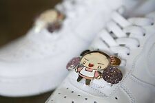 SHOETURE -SHOE MASK -SMMT014SR, GD - PUCCA SNEAKERS DECORATION METAL ACCESSORY