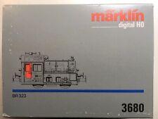 MÄRKLIN 3680 LOCO DIESEL DB BR 323 DIGITAL.