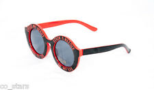Cross My Heart & Hope To Die Stick a Needle in My Eye Sunglasses RED