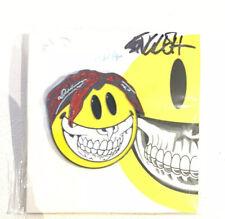 Ron English Pin Popaganda Biggie 2Pac Bandana PopLife Rare Signed Art Basel