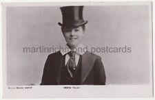 Vesta Tilley Male Impersonator Actress Music Hall RP Postcard #23, B789