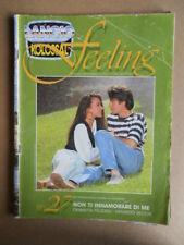 Lancio Feeling Suppl. Kolossal allegato n°248 1991 Rivista di Fotoromanzi [G829]